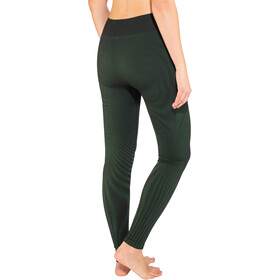 Odlo Suw Futureskin Bottom Pants Damen stormy weather-black